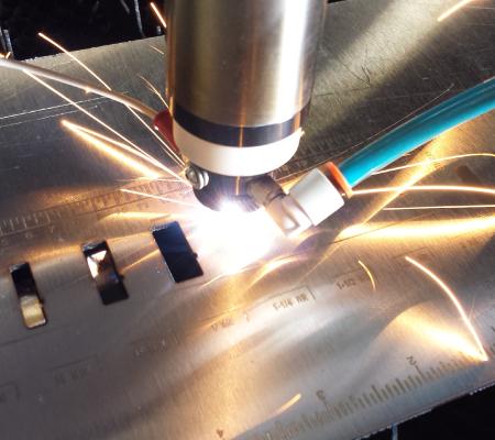 Laser working