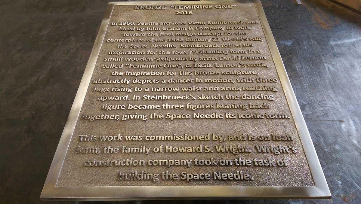seattle-Space-Needele-broze-plaque