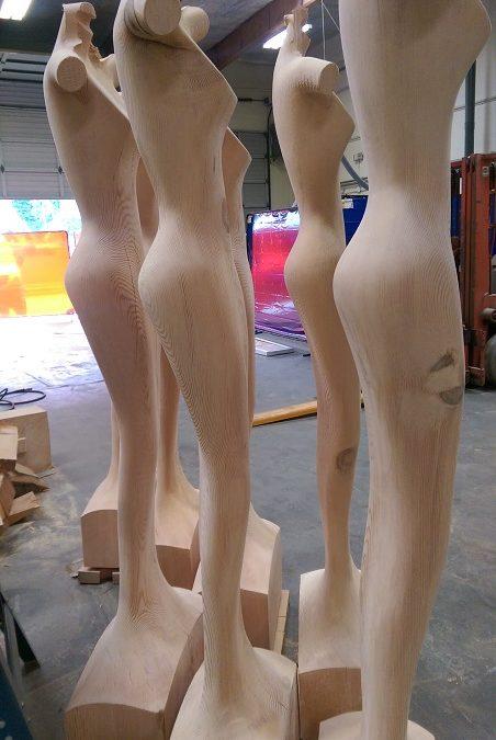 CNC Router- Mannequins